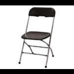 Eenvoudig uit- en in te klappen stoelen te huur bij Partytentverhuur Leeuwarden