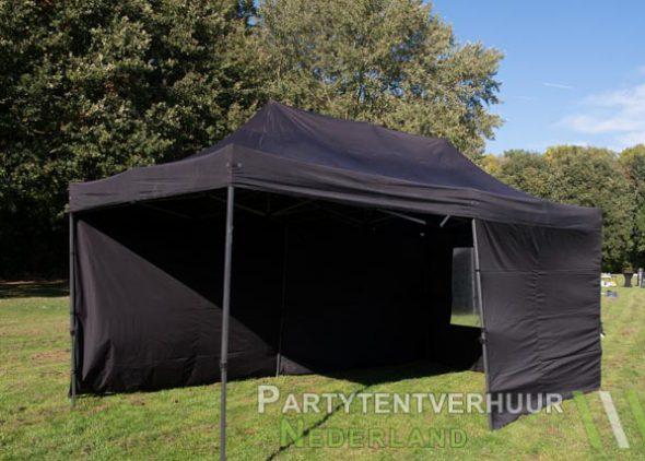 Easy up tent 3x6 meter binnenkant huren - Partytentverhuur leeuwarden