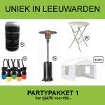 partypakket huren in Leeuwarden