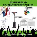 Huur het examenfeestpakket in Leeuwarden.