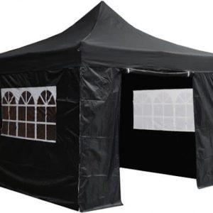 Huur een easy up tent in Leeuwarden bij Partytentverhuur Leeuwarden.