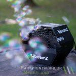 Bellenblaasmachine met bellen huren - Partytentverhuur Leeuwarden