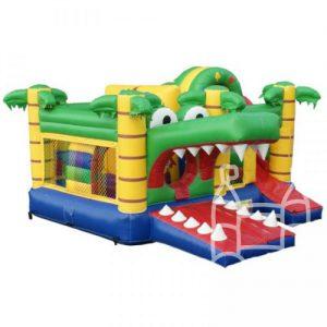 Speelkussen Krokodil huren Leeuwarden